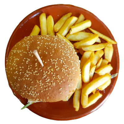 Menús - pepito Patatón