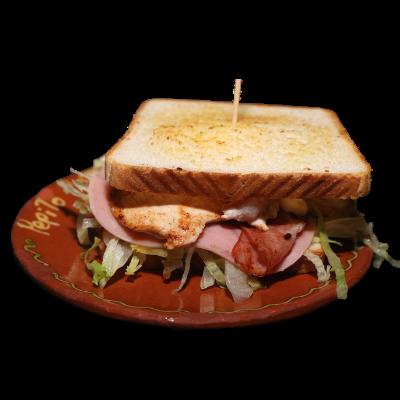 Sándwiches - Pepito Patatón